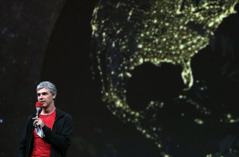 Evento per sviluppatori Google tenuto a San Francisco
