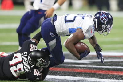 NFL: AUG 13 Preseason - Titans at Falcons