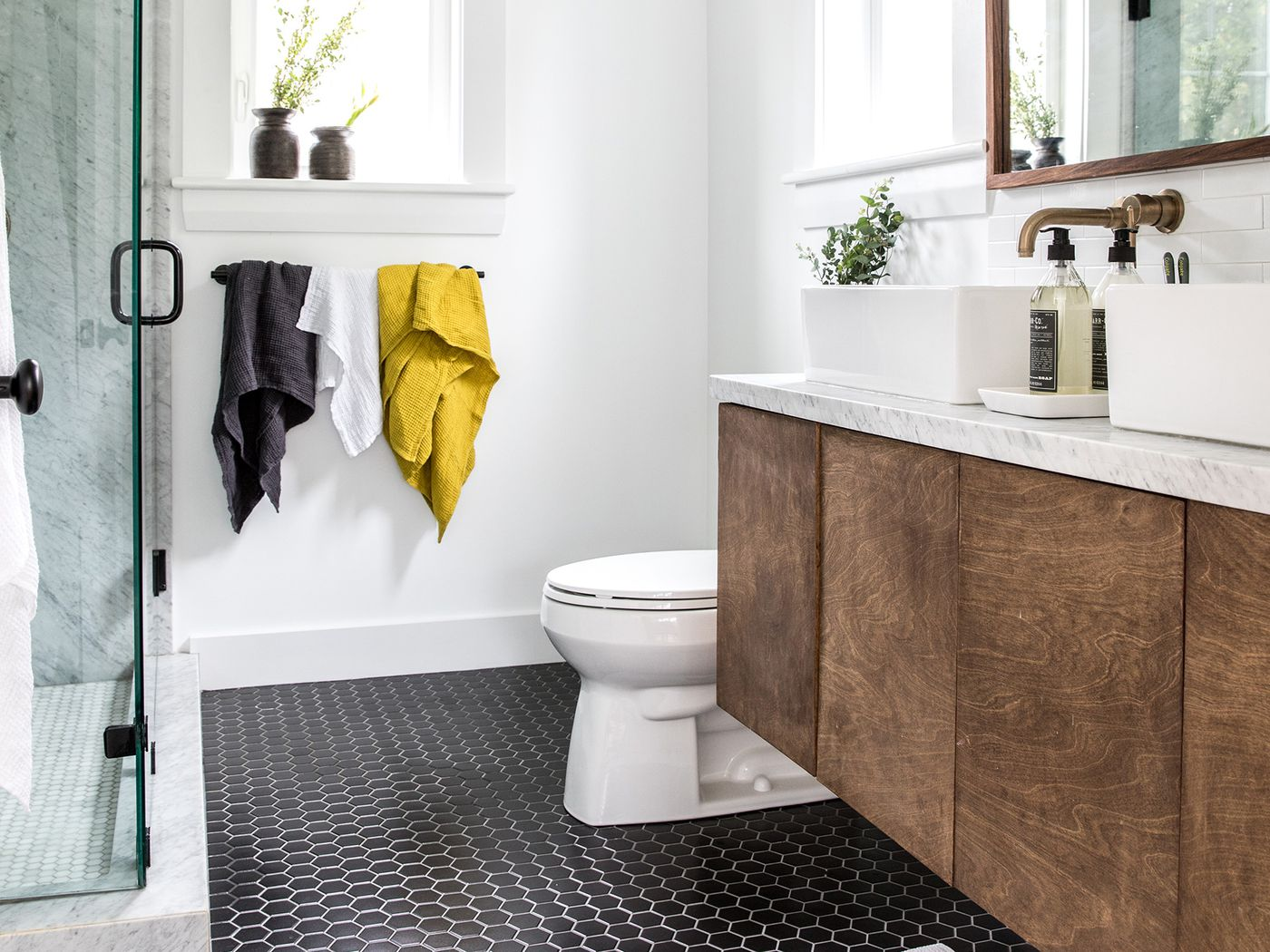 the best flooring options for bathrooms