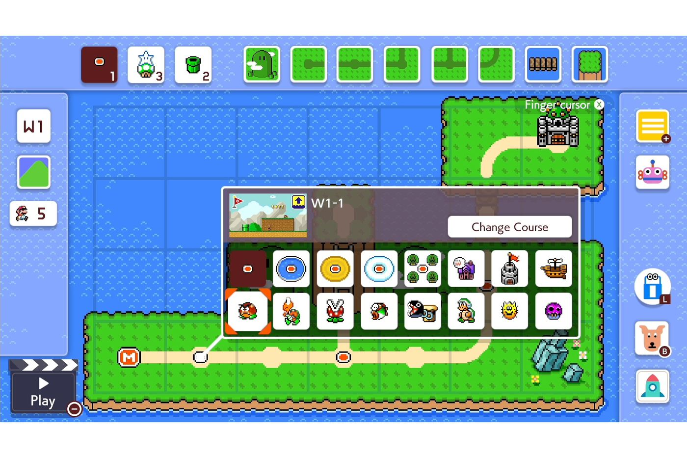 Super Mario Maker 2 Adds World Maker Mode For Building Entire Games The Verge
