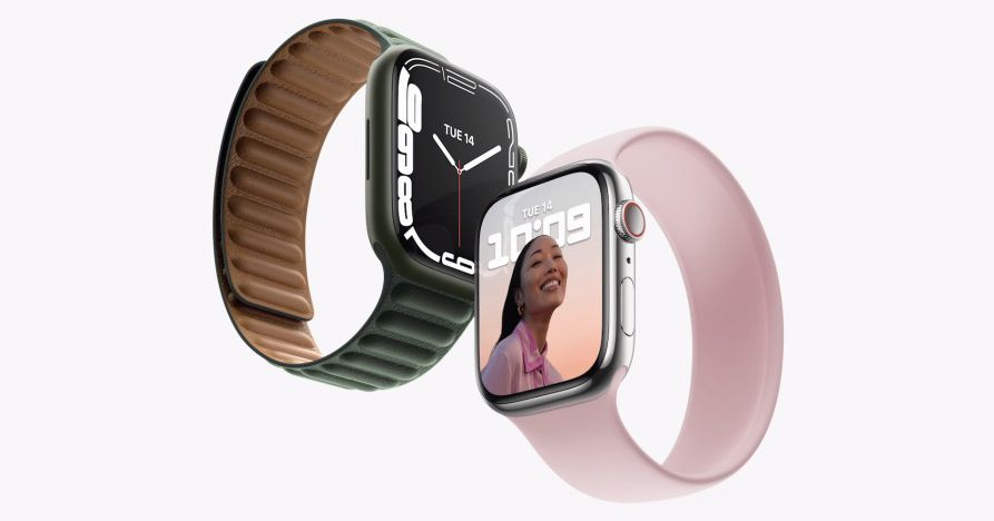 If you want to use Apple Watch Series 7's new fast charging, be sure to use the cable in the box