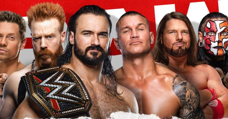 WWE Raw results, live blog (Feb. 15, 2021): Elimination Chamber go home
