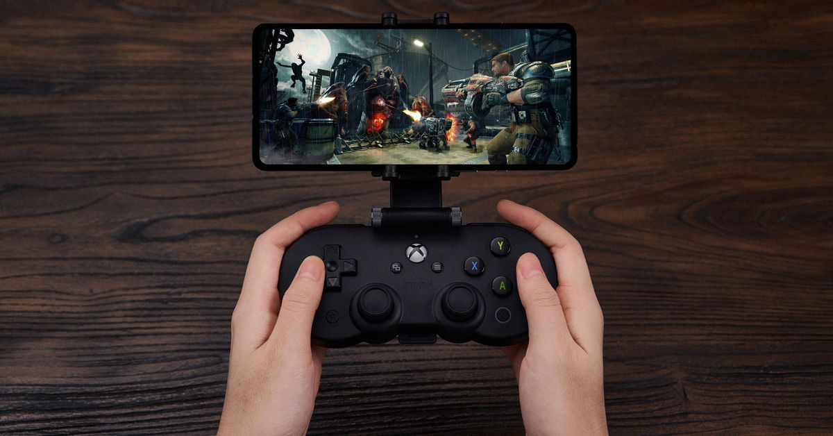 How to get Microsoft's xCloud and stream Xbox games on your phone right now