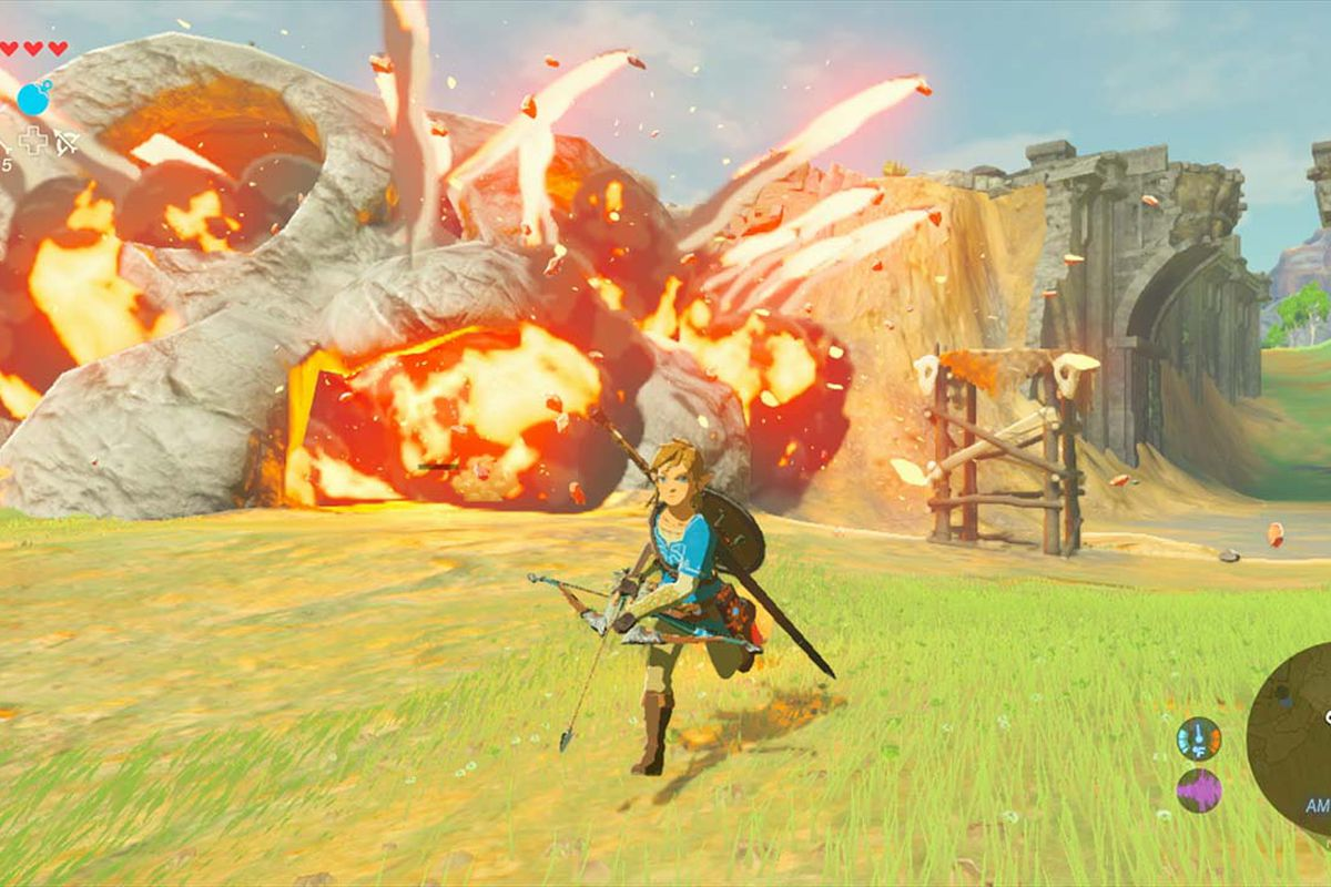 Nintendo sold more copies of Zelda for Switch than actual Switch     It s no surprise that The Legend of Zelda  Breath of the Wild is the  best selling game on the Nintendo Switch  a console that just had its  strongest US