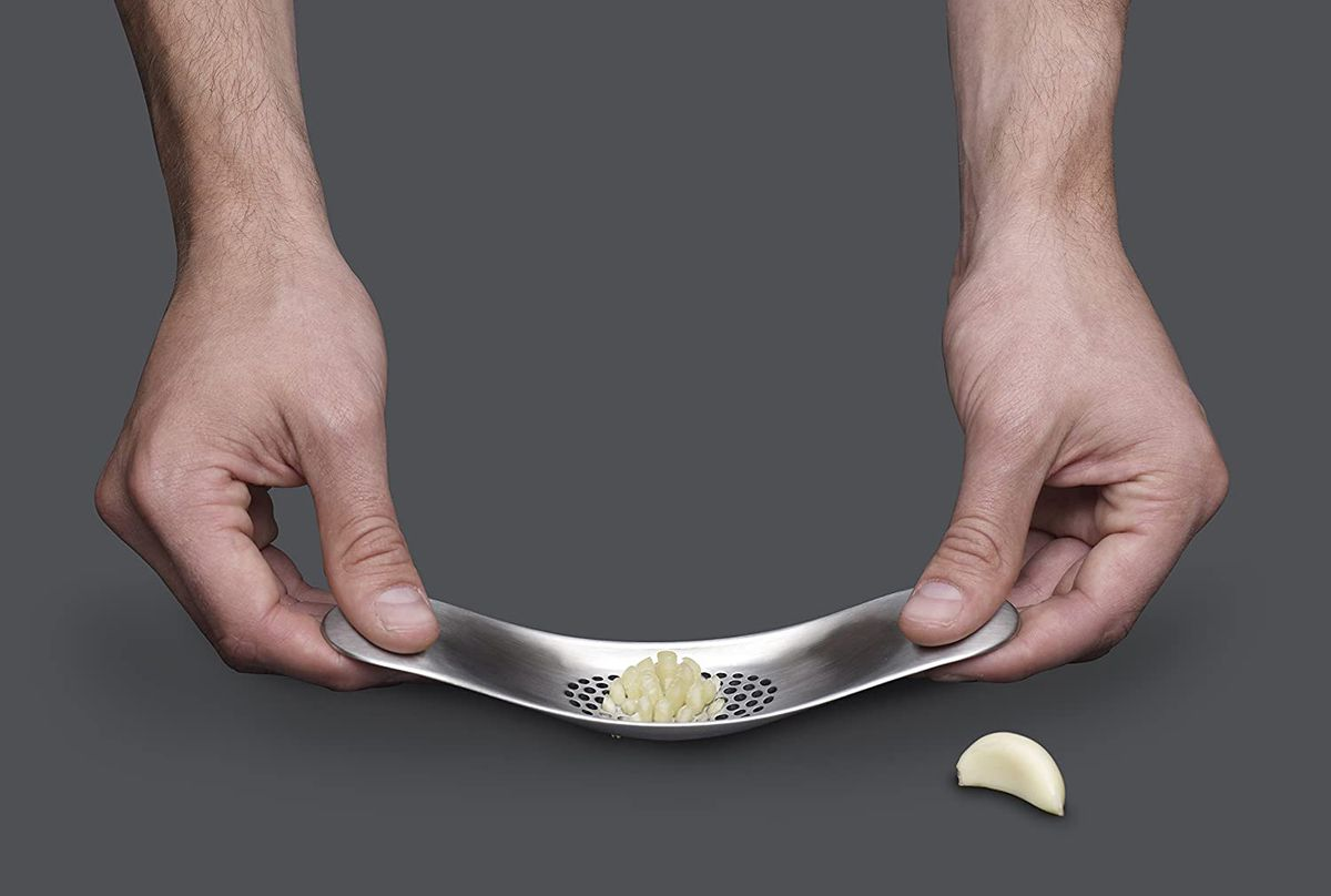 Garlic rocker / mincer / crusher