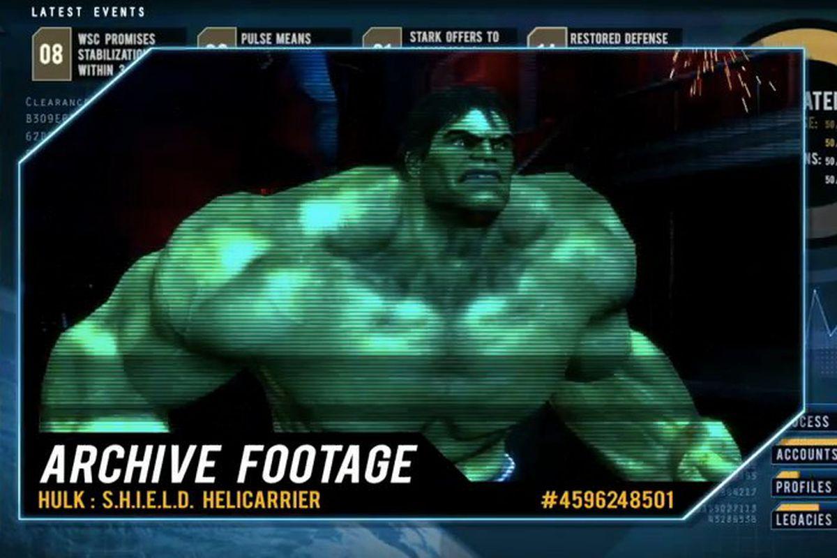 Upcoming Avengers Mobile Game Gets Hulk Centric Teaser