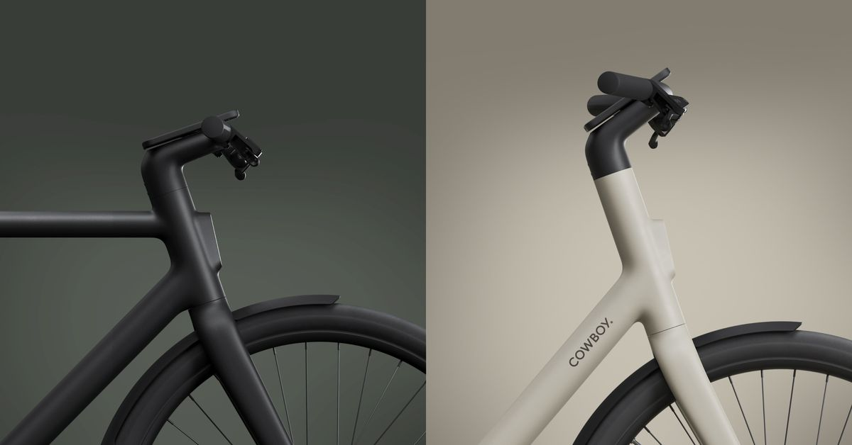 Cowboy's improved C4 electric bike launches alongside first step-through model