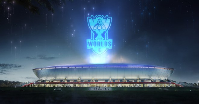 'League of Legends' world championship will be held in Shanghai starting in September