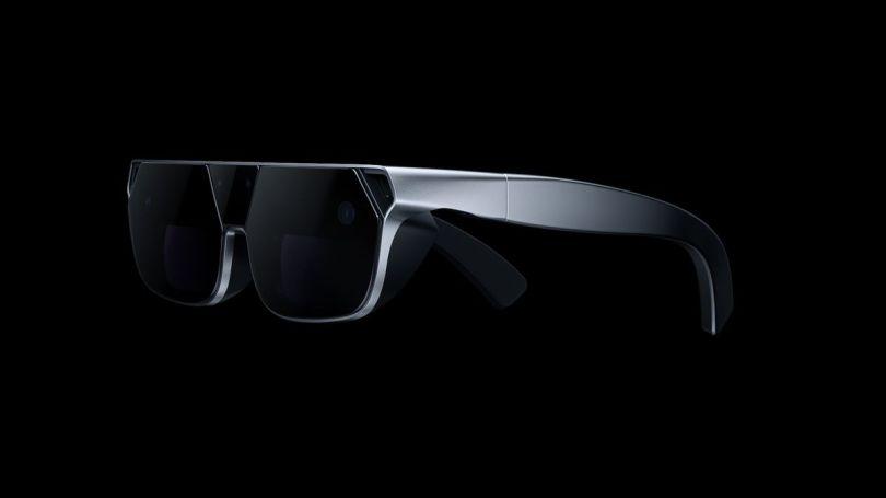 OPPO AR Glass 2021 left side view