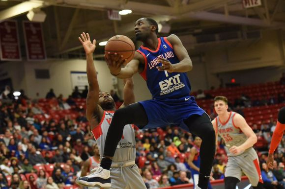 Long Island Nets lose to Rio Grande Valley Vipers in G League ...