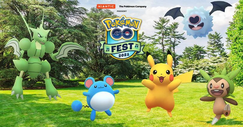 Pokémon Go Fest is back this July as a global event