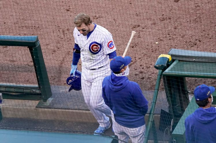 Cubs lose Game 2: Offense remains MIA as Marlins win series - Chicago  Sun-Times