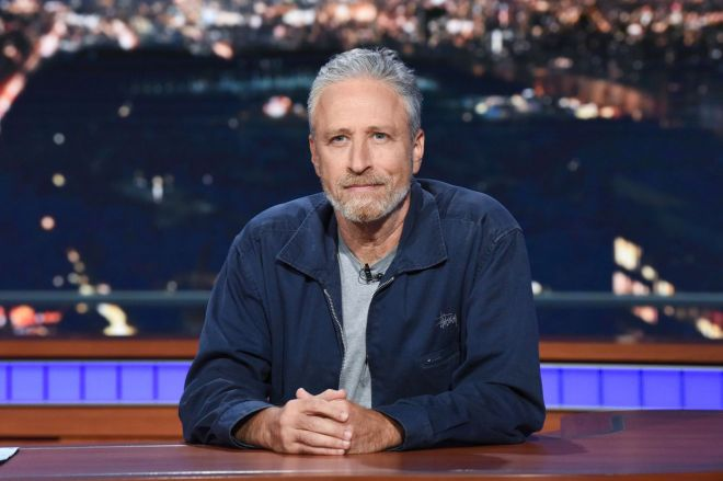 1150560659.0 Jon Stewart's Apple TV Plus show will debut this fall | The Verge