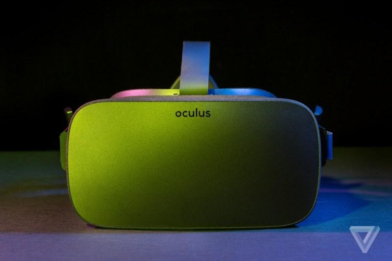 Oculus faccia a faccia