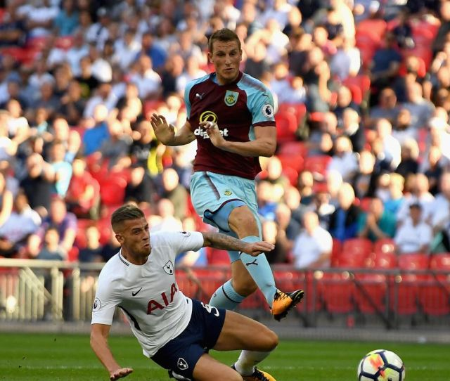 Tottenham Vs Burnley Final Score   Spurs Concede Injury Time