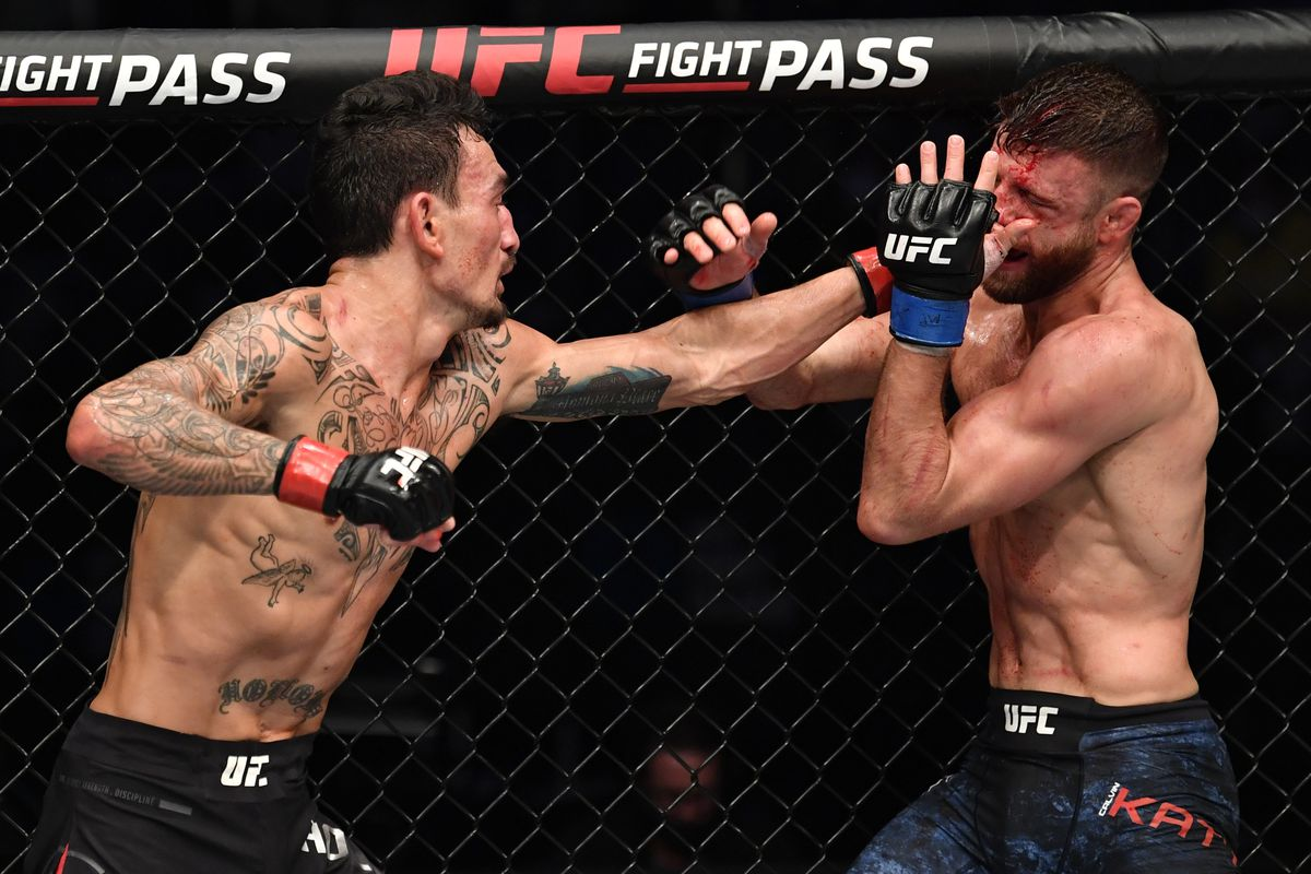 Watch Max Holloway vs. Calvin Kattar full fight video highlights - UFC  Fight Island 7 - MMAmania.com