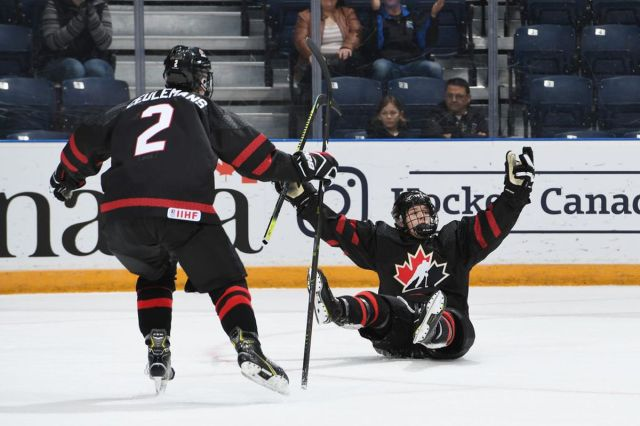 21 Days of 2021 NHL Draft Prospects: #21 — Corson Ceulemans - Raw Charge