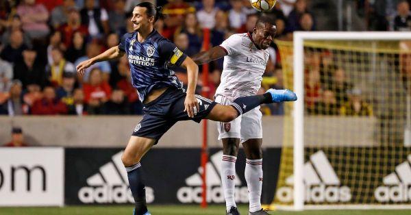 RSL falls 2-1 at home to the LA Galaxy