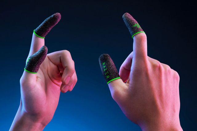 razer gaming finger sleeves