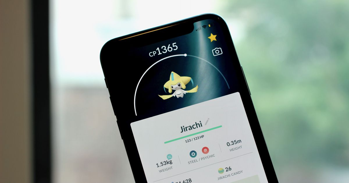 Pokémon Go: A Thousand-Year Slumber Jirachi quest guide
