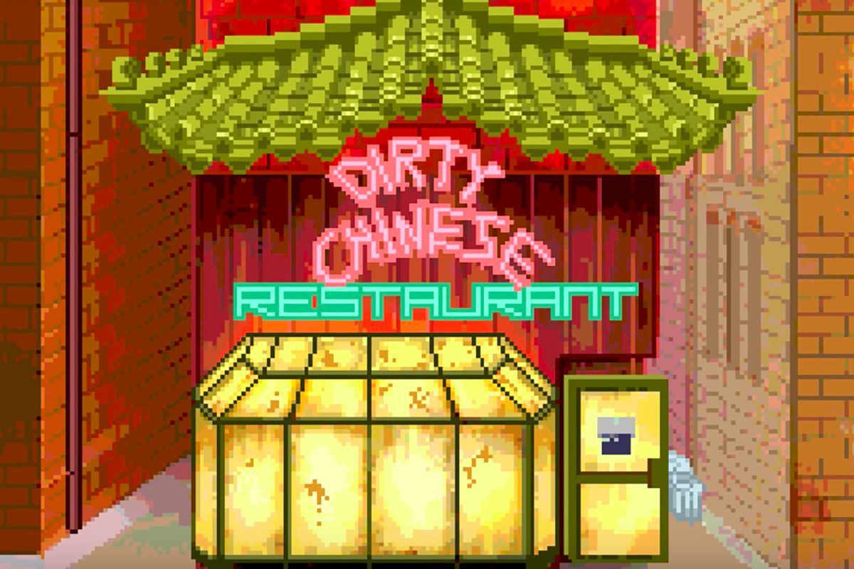 Games Where You Run Restaurant