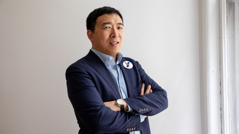 Image result for andrew yang