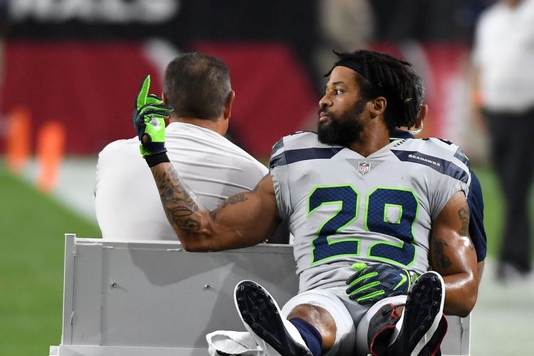 Image result for earl thomas finger