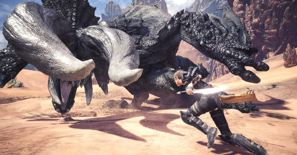 Monster Hunter: The Movie content is coming to Monster Hunter: The Game