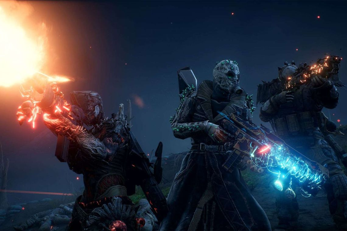 Online-only Outriders can be paused in single-player — if you have an Nvidia GPU
