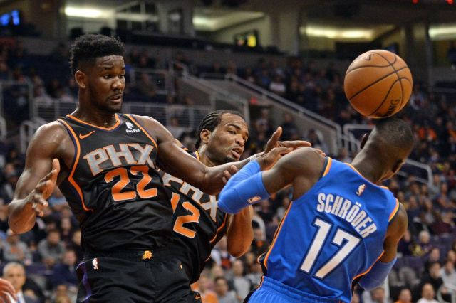 "Preview: Phoenix Suns ""us against the world,"" and the Thunder - Bright Side  Of The Sun"