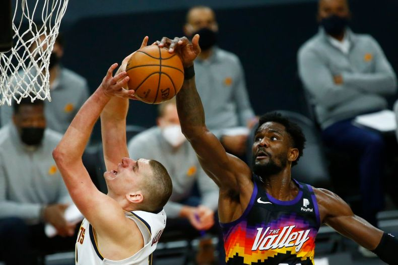 Series Preview: Comparing Phoenix Suns and Nuggets rosters - Bright Side Of  The Sun