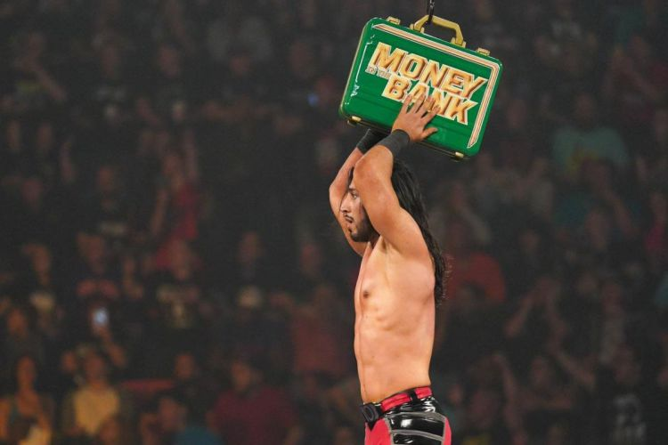 Image result for ali money in the bank