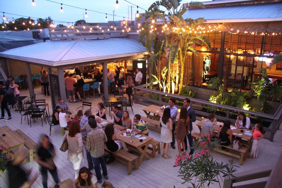 13 perfect outdoor dining destinations