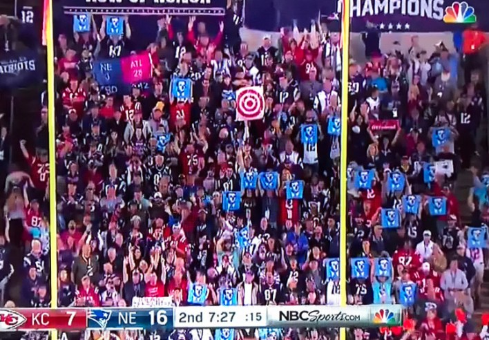 Image result for roger goodell and clown shirts