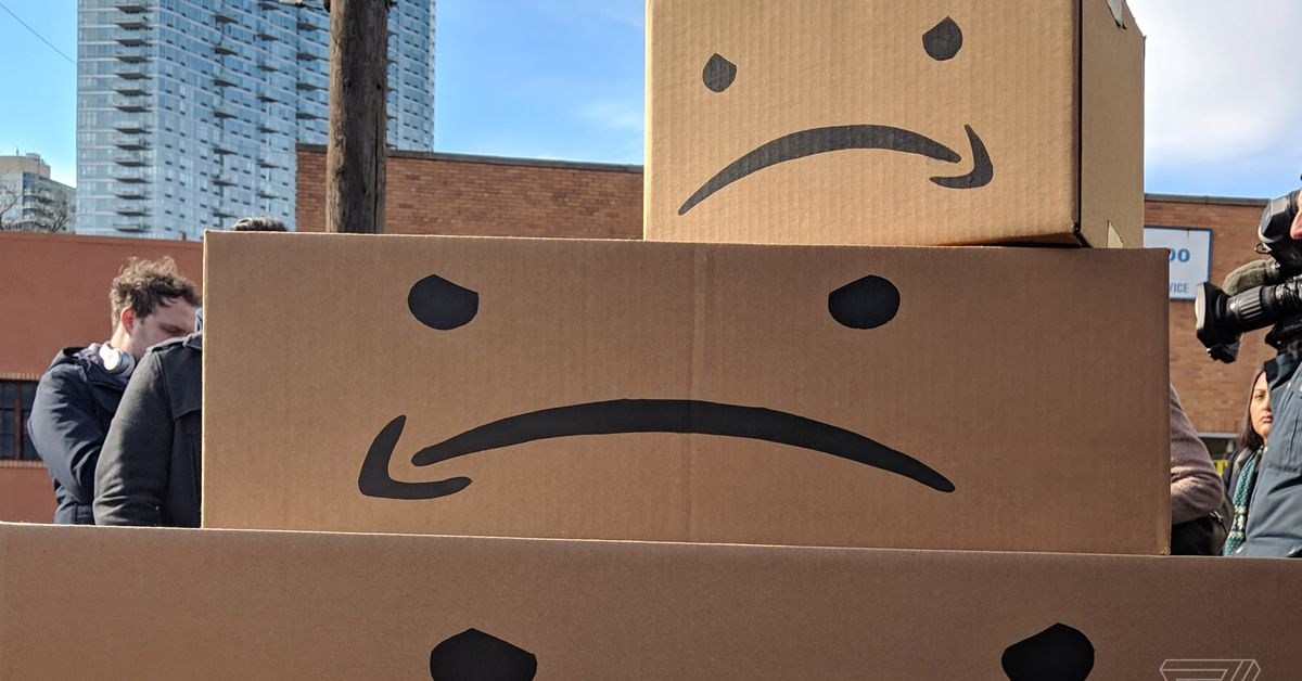 Amazon is suing to stop SMS raffle scams