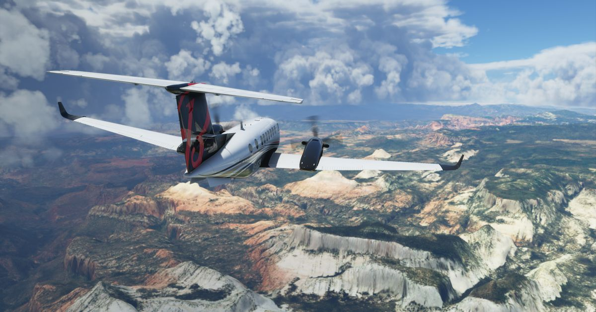You can now sign up to test Microsoft Flight Simulator in VR