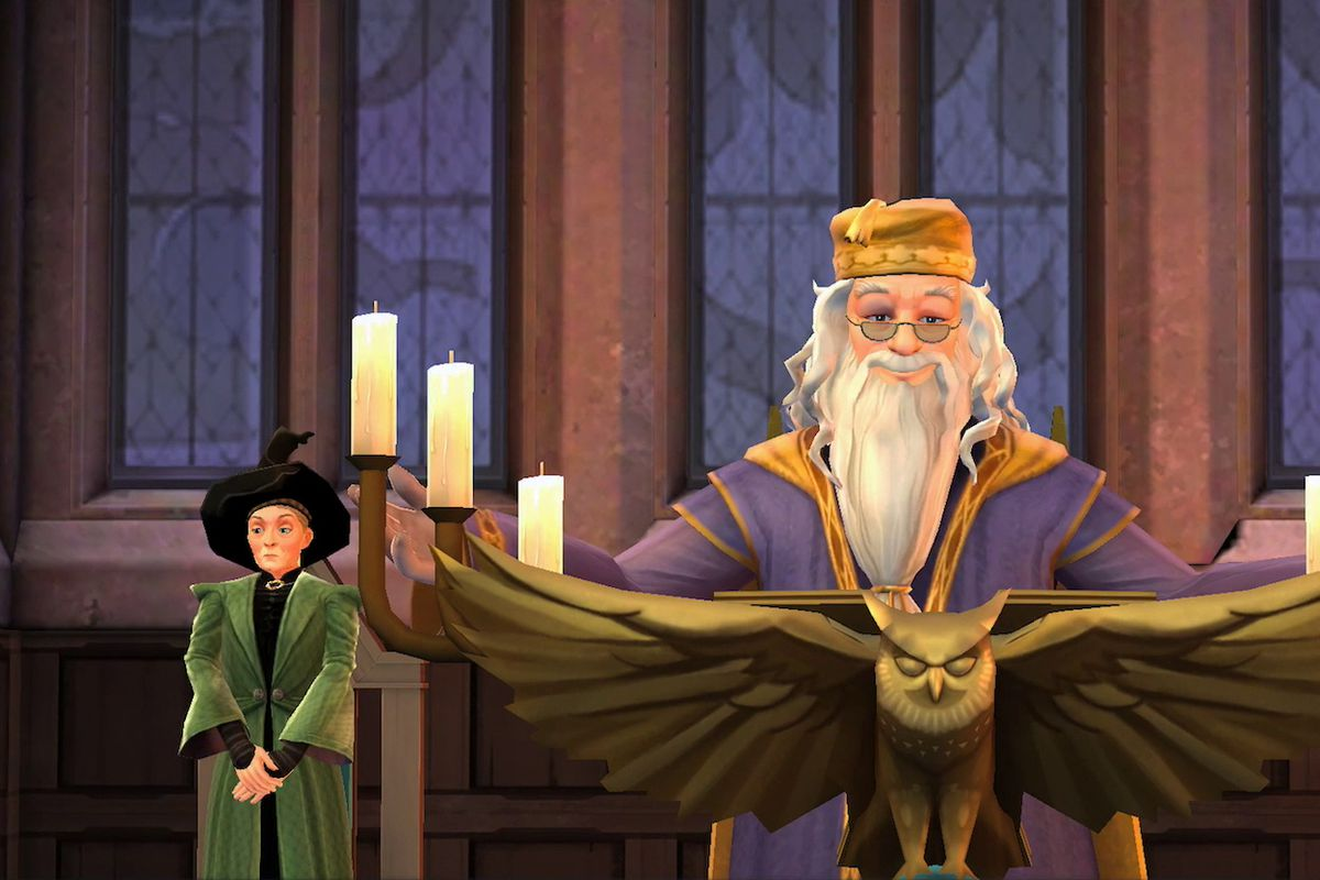 Harry Potter Hogwarts Mystery Update Adds Pets