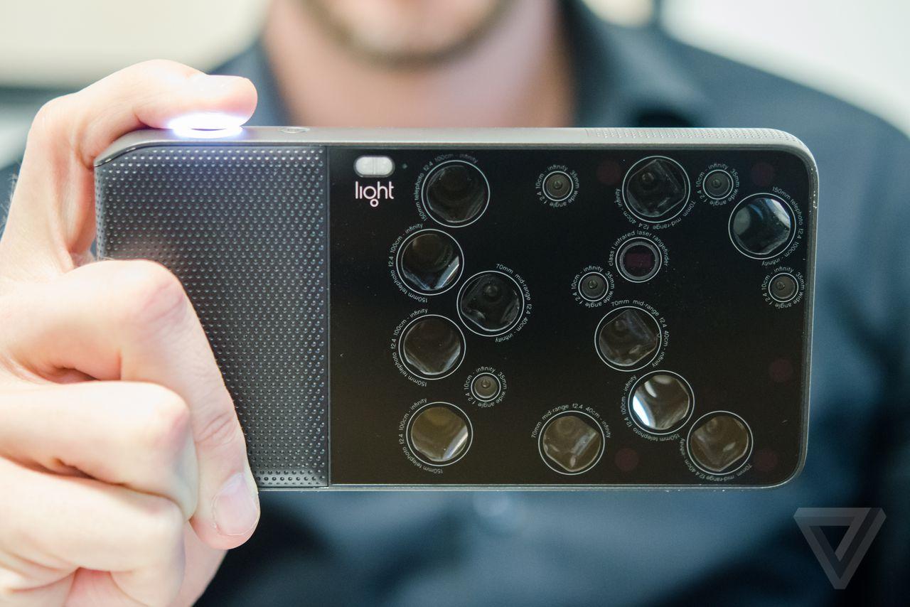 Image result for L16 Camera