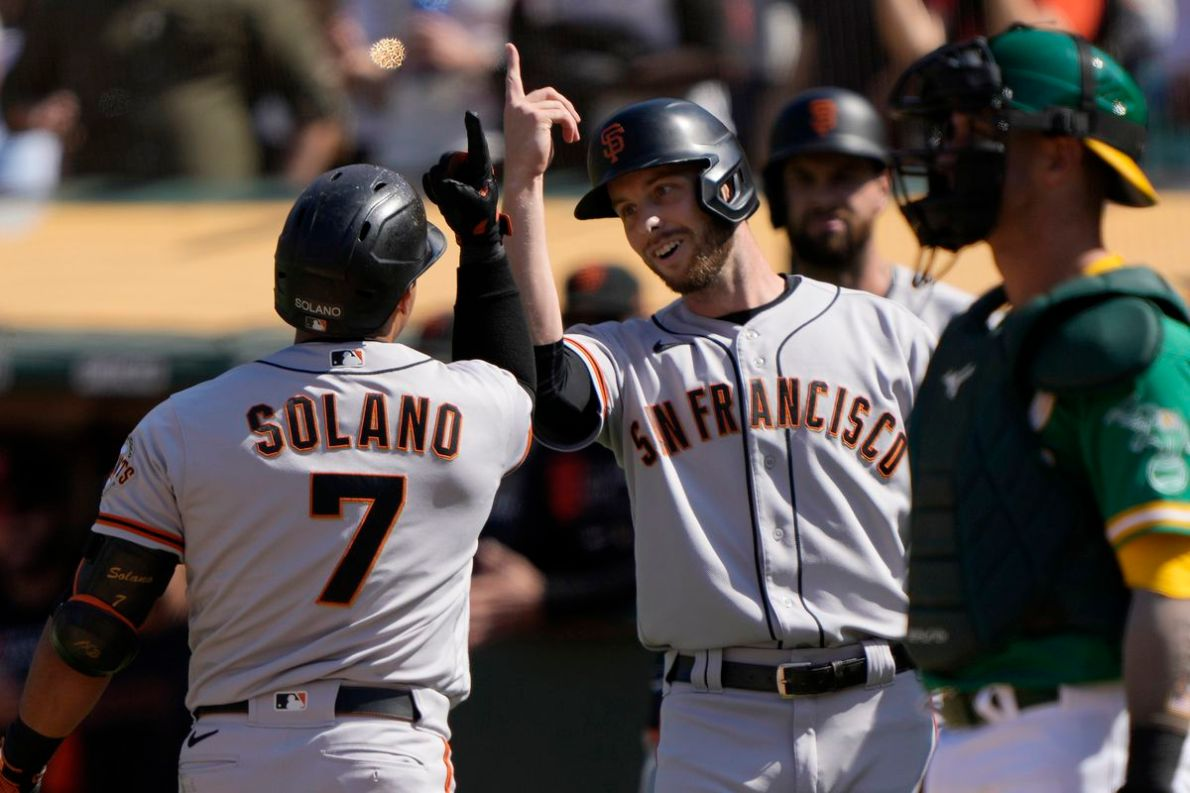 Oakland A's Game #125: A's blow late lead again, lose to San Francisco  Giants again - Athletics Nation
