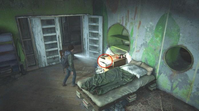 The Last of Us Part 2 Jackson Patrol guía coleccionable de artefactos y tarjetas coleccionables de Eugene's Ultimatum
