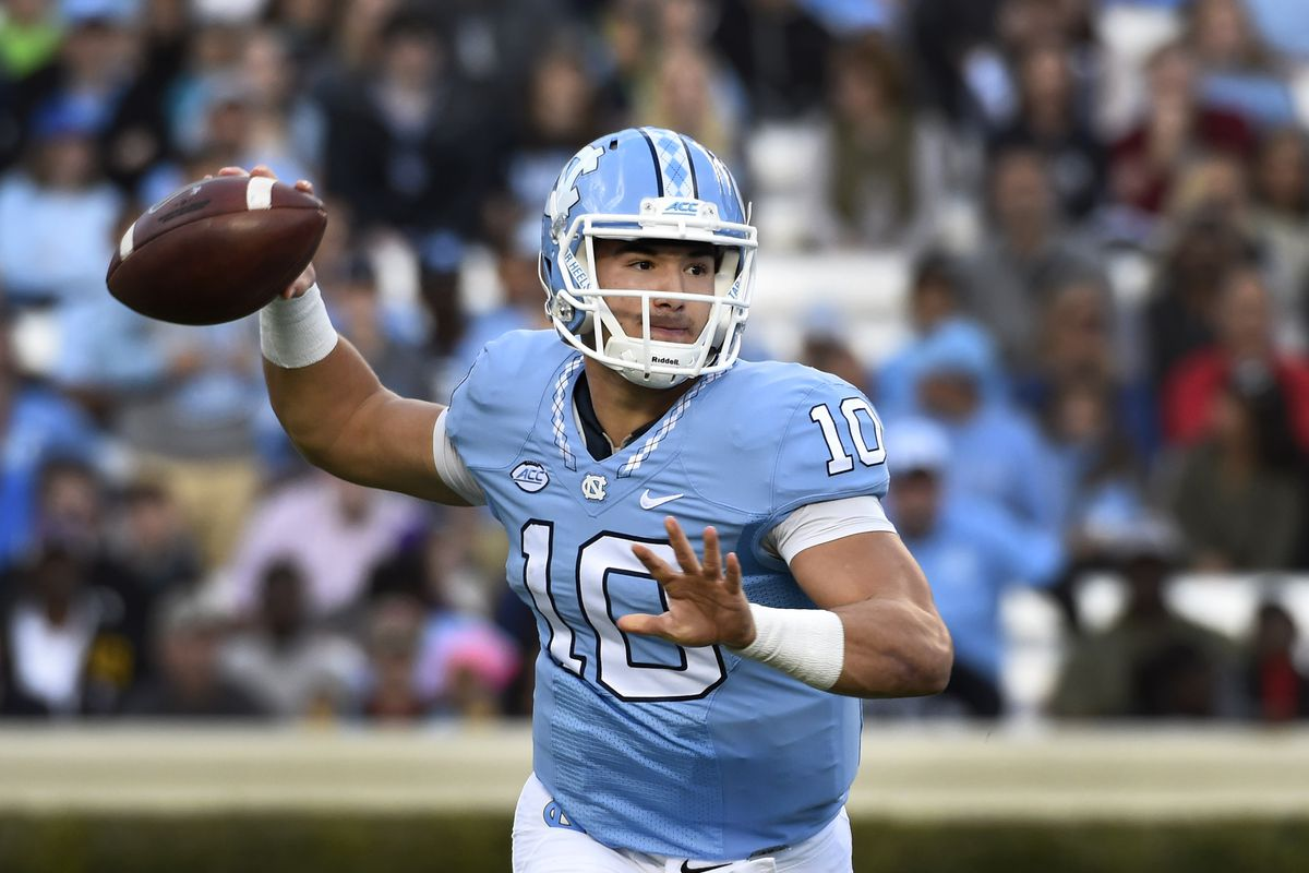 College Football Quarterback Stats Tell Us Mitch Trubisky Might Be Worth The Hype