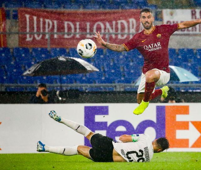 Europa League Preview Monchengladbach V Roma Chiesa Di Totti