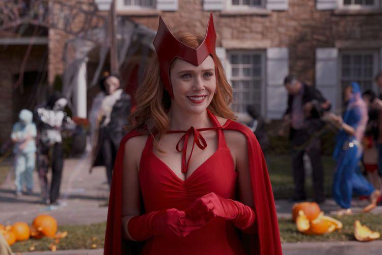 WandaVision Halloween Wanda