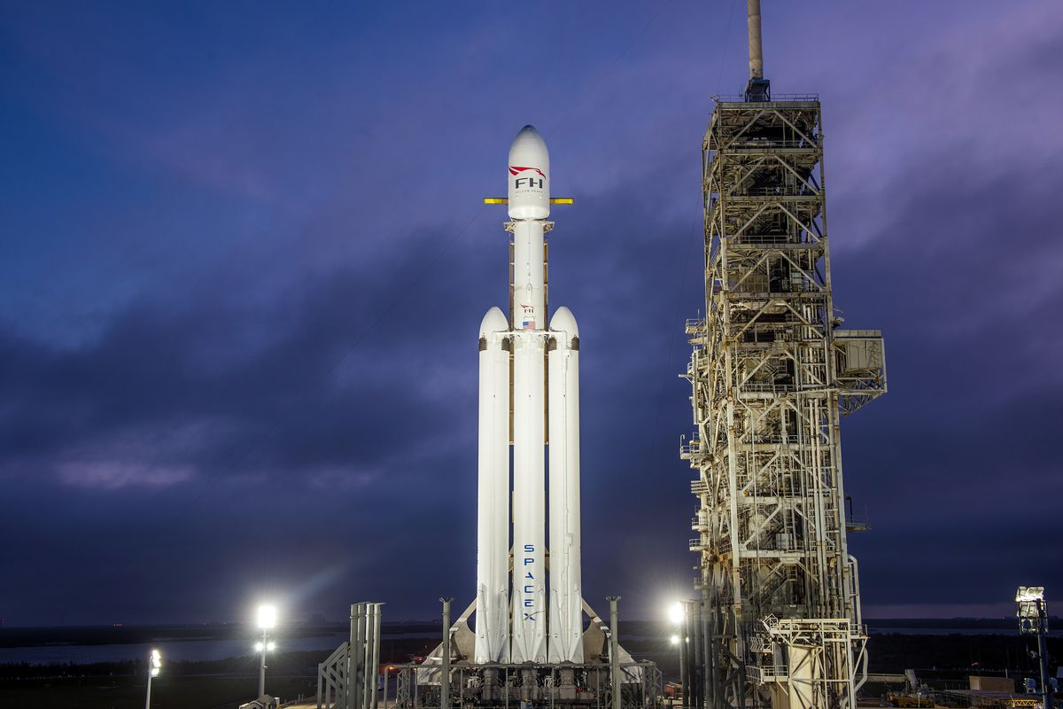 A Successful Spacex Falcon Heavy Launch Gives Nasa New Options
