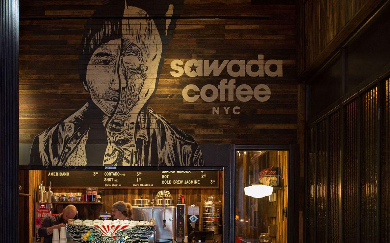 Sawada in NYC