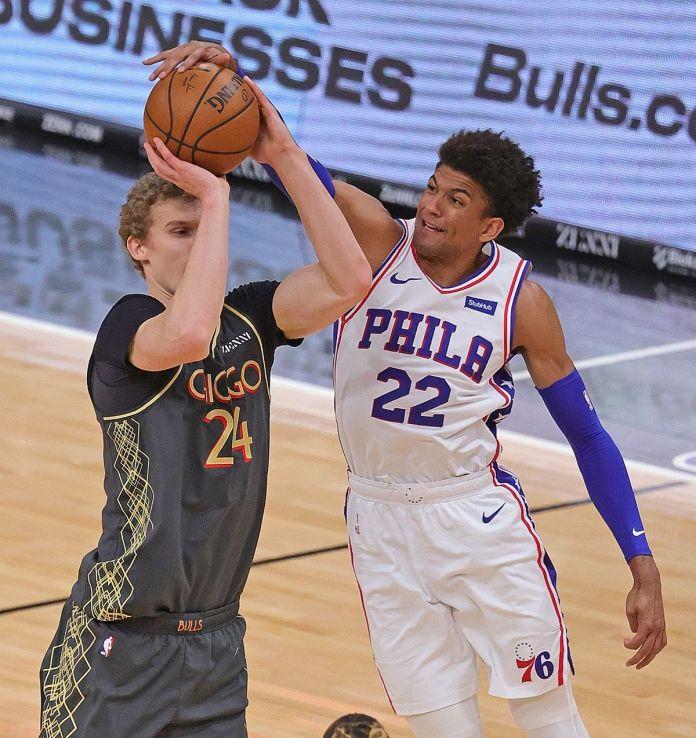 Philadelphie 76ers v Chicago Bulls