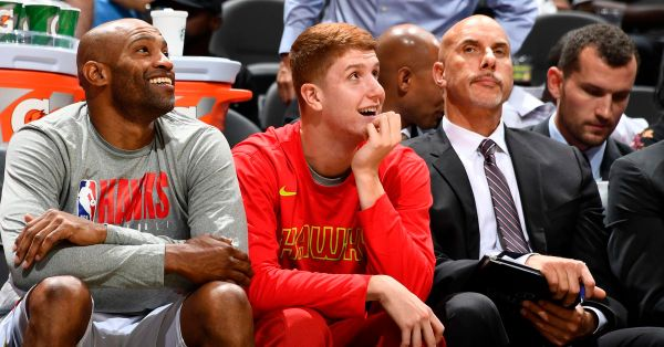Kevin Huerter to miss fourth straight preseason game after feeling