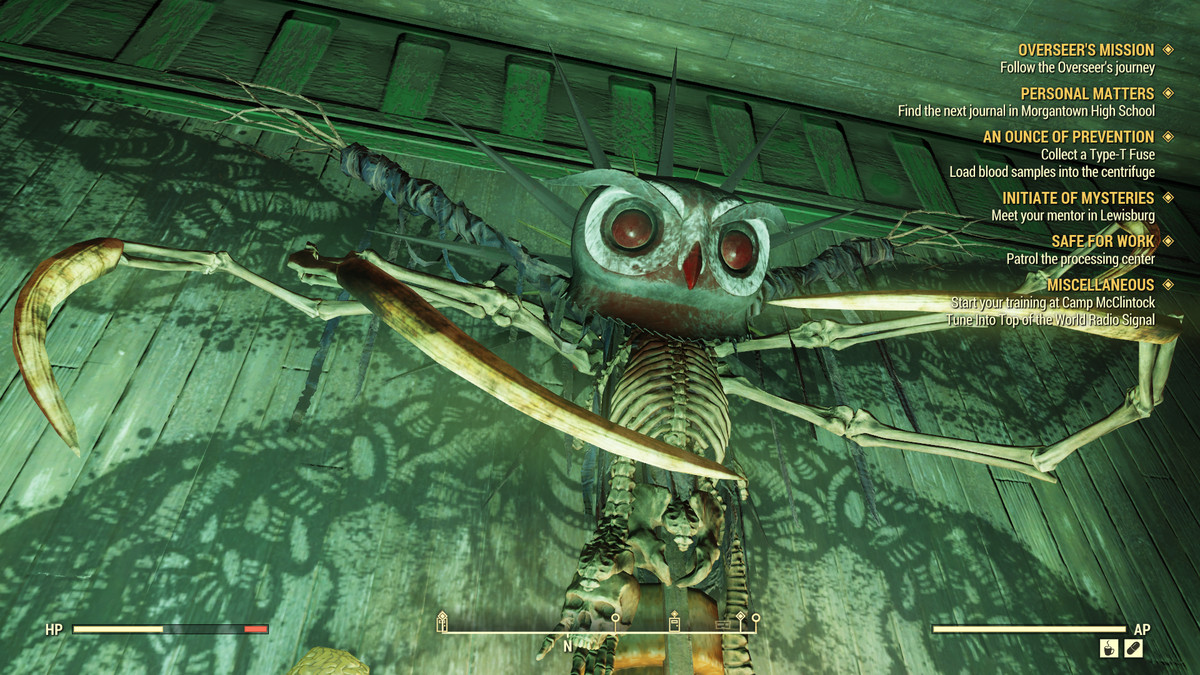 Fallout 76 Succeeds As A Fever Dream Instead Of A