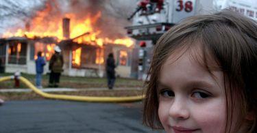 'Disaster Girl' has sold her popular meme as an NFT for 0,000