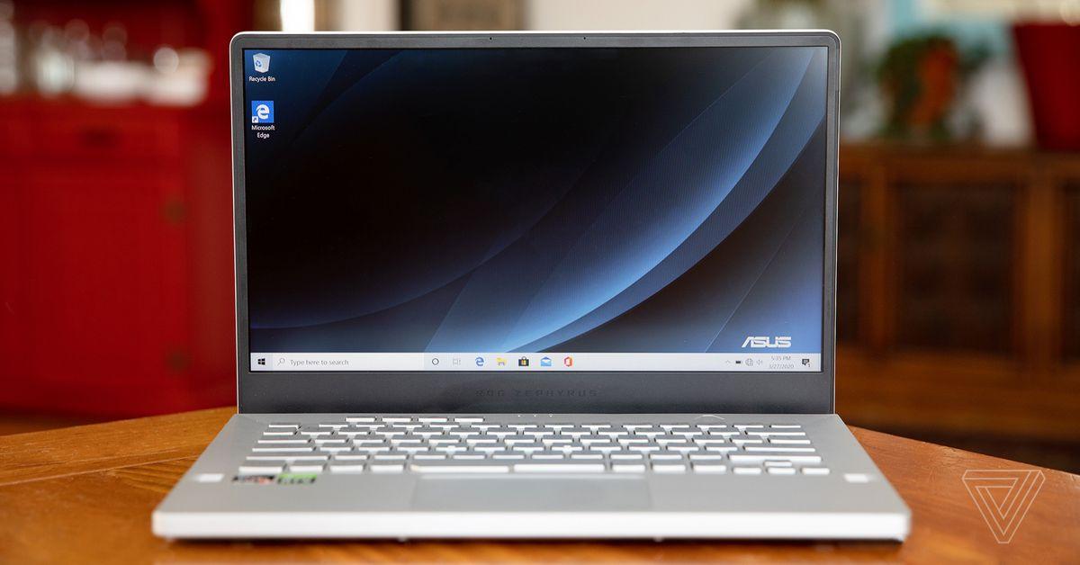Asus' impressive ROG Zephyrus G14 gaming laptop is 0 off again